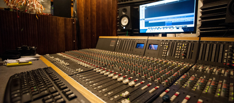 Success In The Recording Studio: From Your Mind's Eye to Your Listeners' Ears