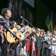 URJBiennial 2015 Singing