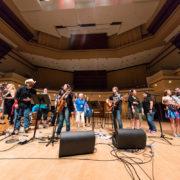 Sharing Jewish music at NewCAJE 2016 © Zach Dalin Photography