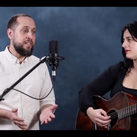Yosef Goldman ft. Chava Mirel – Gesher